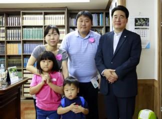 2016-08-28 새가족 류재훈, 이민정님 가족