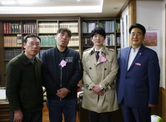 2017-03-19 새가족 김동환, 강철님