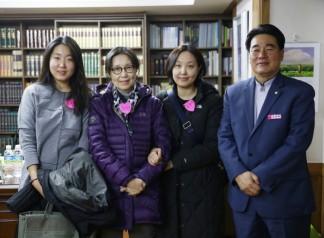 2017-02-19 새가족 최영진, 박효주, 박영주…