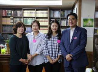 2017-05-21 새가족 심애선, 심다미님